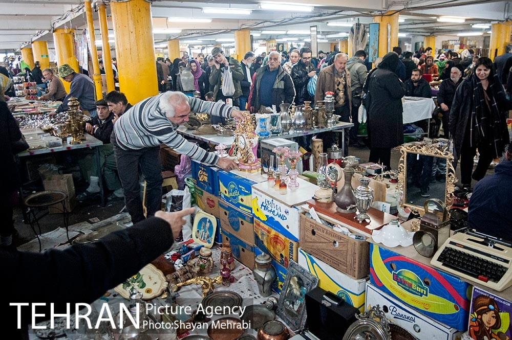 Tehran Shopping Tour